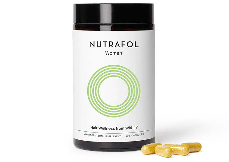 products woman Nutrafol