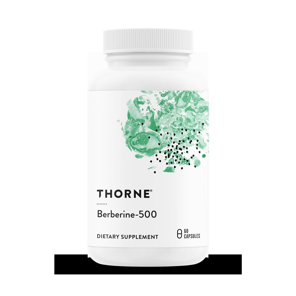 Thorne Berberine 500