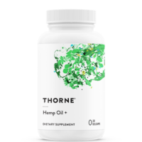 thornre Hemp oil