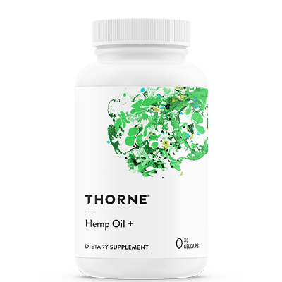 thornre Hemp oil