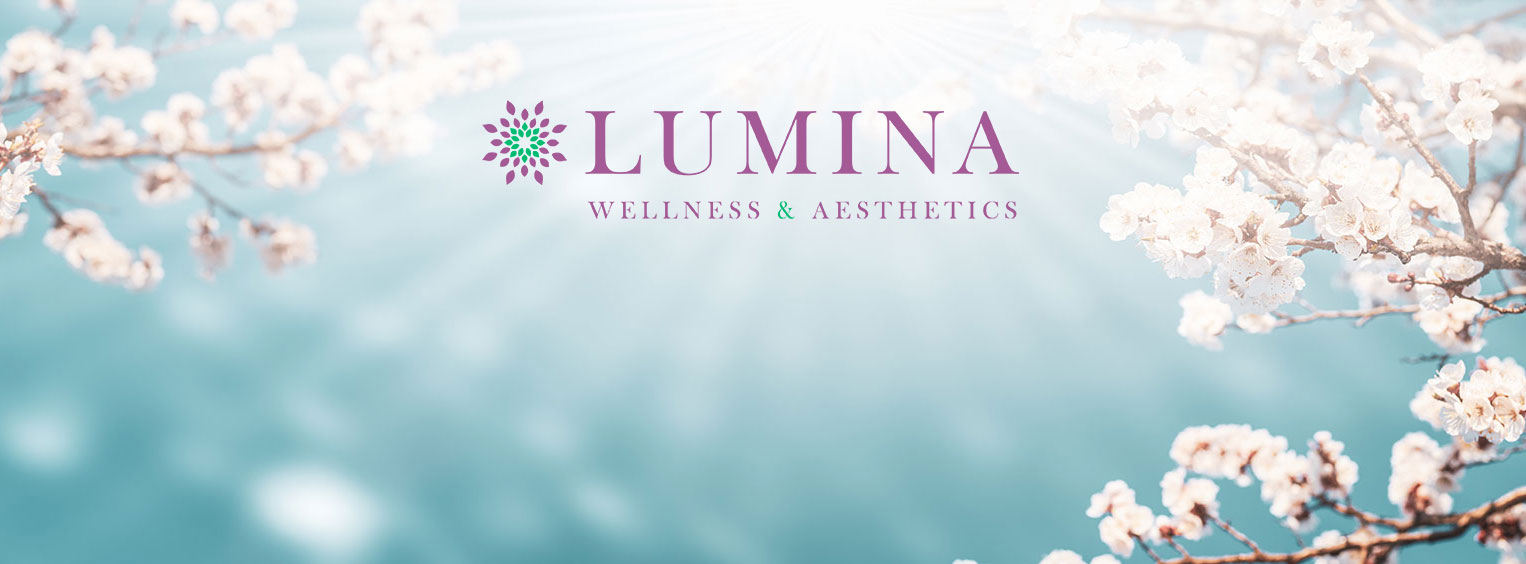lumina-social logo on flowering tree